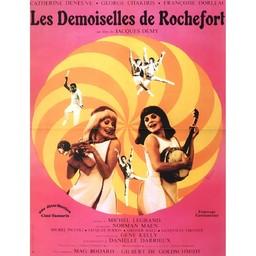 Les demoiselles de Rochefort / Jacques Demy, réal., scénario, dial. | Demy, Jacques (1931-1990). Metteur en scène ou réalisateur