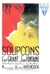 Soupçons = Suspicion / un film d'Alfred Hitchcock | Hitchcock, Alfred. Metteur en scène ou réalisateur