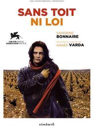 Sans toit ni loi / Un film écrit et réalisé par Agnès Varda | Varda, Agnès (1928-...). Auteur. Metteur en scène ou réalisateur