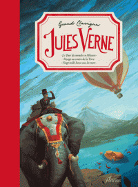 Voyage au centre de la terre / Jules Verne | Verne, Jules (1828-1905). Auteur