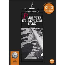 Pars vite et reviens tard / Fred Vargas | Vargas, Fred (1957-....). Auteur