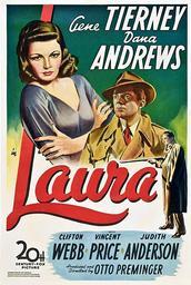 Laura / Otto Preminger, réal. | Preminger, Otto. Metteur en scène ou réalisateur