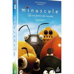Minuscule : la vie privée des insectes. 01. DVD 1 / Thomas Szabo, réal. | Szabo, Thomas. Metteur en scène ou réalisateur