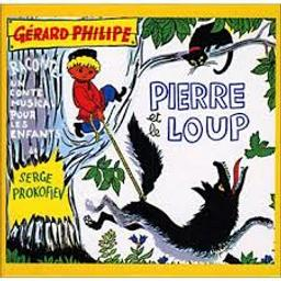 Pierre et le loup : conte musical / Serge Prokofiev | Prokofiev, Sergei (1891-1953). Compositeur