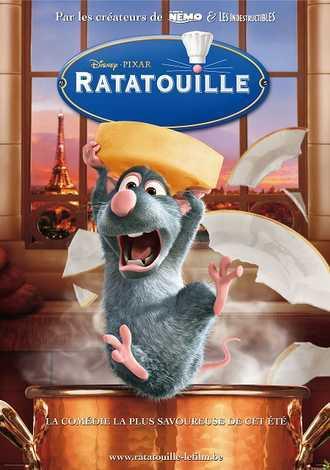 Ratatouille / Brad Bird, Jan Pinkava, réal., scénario | Bird, Brad. Metteur en scène ou réalisateur. Scénariste