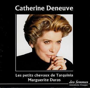 Les petits chevaux de Tarquinia / Marguerite Duras, aut. | Duras, Marguerite (1914-1996). Auteur