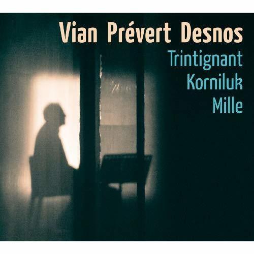 Vian, Prévert Desnos / vain | Vian, Boris (1920-1959). Narrateur