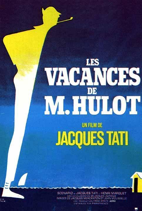 Les vacances de Monsieur Hulot / Jacques Tati, réal., scénario, act. | Tati, Jacques. Metteur en scène ou réalisateur. Scénariste. Acteur