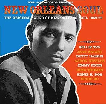 New Orleans soul : the original sound of New Orleans soul 1966-76 / Robert Parker, Willie Tee, Curley Moore... [et al.] | Parker, Robert. Chanteur