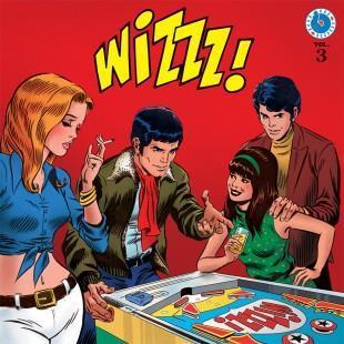 Wizzz ! : french psychorama 1967-1970 / Dansez avec Moa, Bernard Chabert, Joanna... [et al.] | Evariste. Chanteur/chanteuse