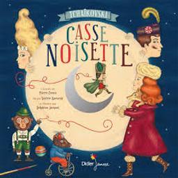 Casse noisette / Piotr Ilitch Tchaïkovski | Tchaïkowsky, Piotr Illitch (1840-1893). Interprète