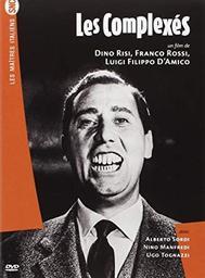 Les complexés / Dino Risi, réal., scénario | Risi, Dino (1916-2008). Metteur en scène ou réalisateur. Scénariste