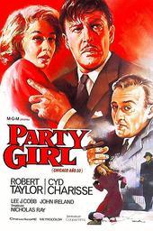 Traquenard = Party Girl / Nicholas Ray, réal. | Ray, Nicholas. Metteur en scène ou réalisateur