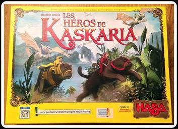 Les héros de Kaskaria / Benjamin Schwer | Schwer, Benjamin. Auteur