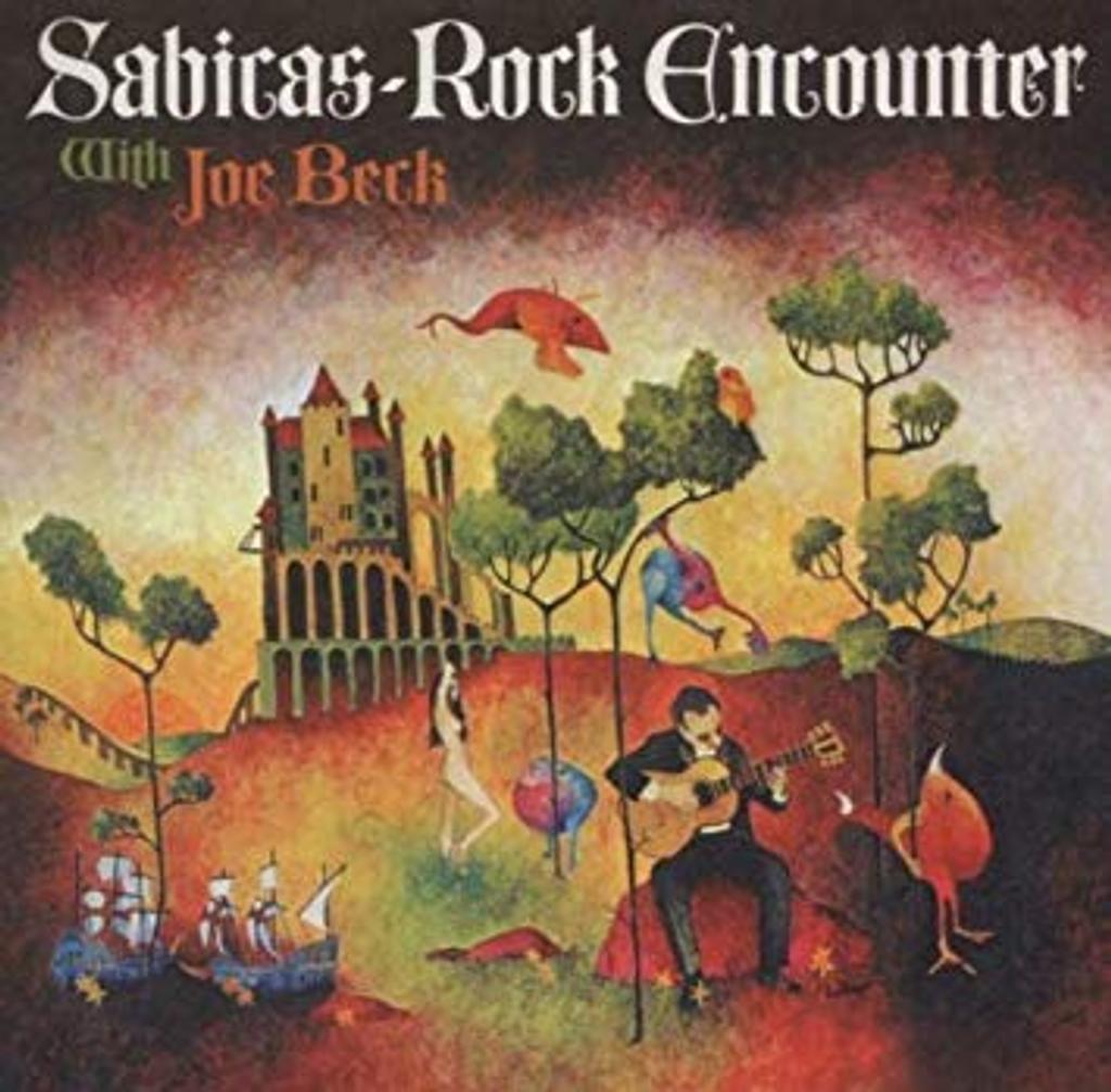 Sabicas rock encounter / Sabicas, guit. |