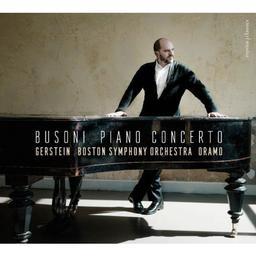 Busoni piano concerto / Ferruccio Busoni  | Busoni, Ferruccio. Compositeur