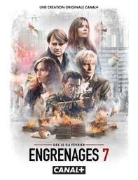 Engrenages. 7, épisodes 10 0 12 / Jean-Philippe Amar, réal. | Jardin, Frédéric. Metteur en scène ou réalisateur