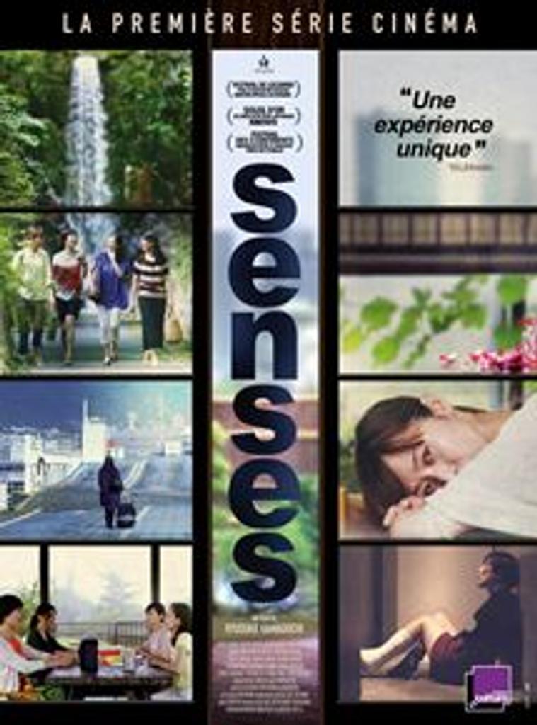 Senses / Ryûsuke Hamaguchi, réal., scénario  
