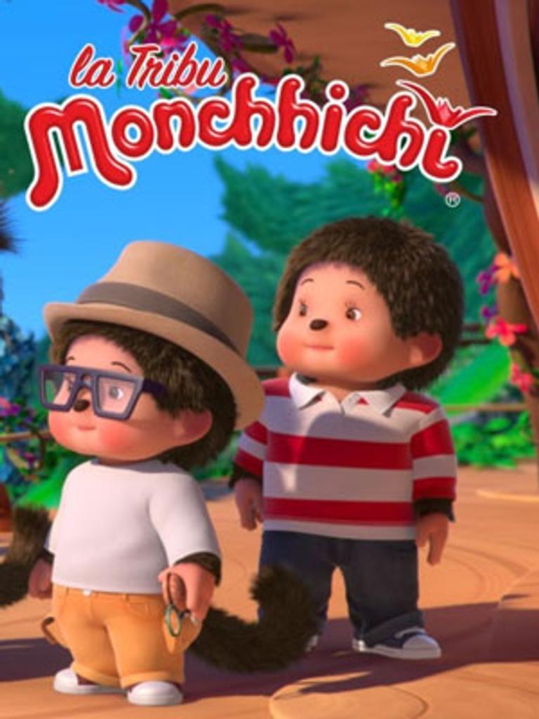 La tribu Monchhichi / Matthieu Cordier, réal. |