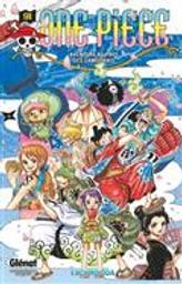 One Piece. 91, Aventure au pays des samouraïs / Eiichiro Oda | Oda, Eiichiro (1975-....). Auteur