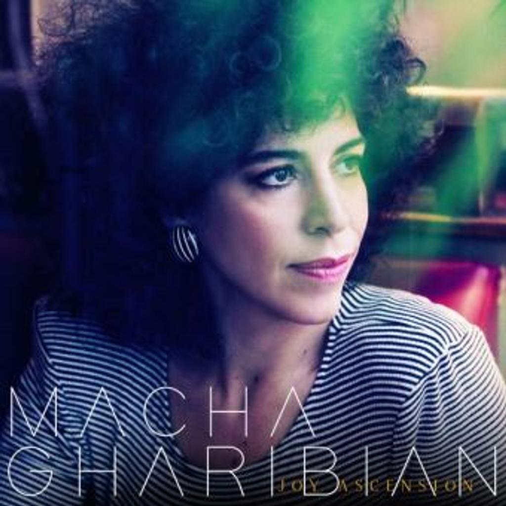 Joy ascension / Macha Gharibian, chant... [et al.] |