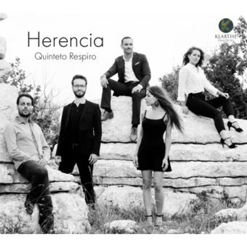 Herencia / Quinteto Respiro |