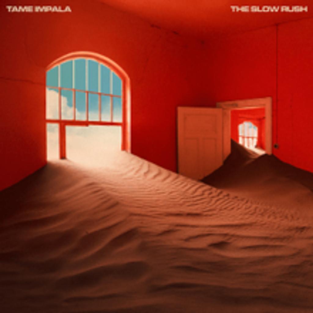 The slow rush / Tame Impala  