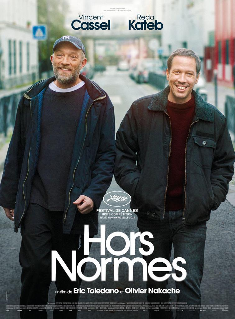 Hors normes / Olivier Nakache, Eric Toledano, réal., scénario |