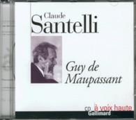 Guy de Maupassant / Claude Santelli, aut. | Santelli, Claude. Auteur