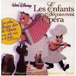 Les Enfants découvrent l'Opéra / Bizet | Bizet, Georges (1838-1875). Compositeur